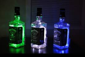 jack daniels home decor green one jack daniels led fairy light glowing lamp home