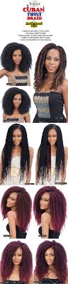 how do you curl cuban twist hair freetress equal cuban twist braid 12 16 inch ebonyline braid