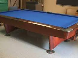 brunswick slate pool table pool tables government auctions blog governmentauctions org r