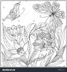 coloring book older children coloring stock vector 343064411