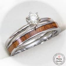 diamond wood rings images Wood engagement rings with diamond k k bus info jpg