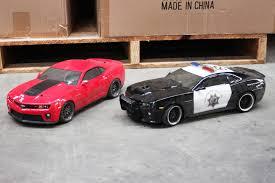 camaro rc car drifter vs cop in vaterra rc camaro