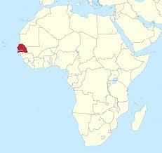Kenya Map Africa by Senegal Ivory Coast Map