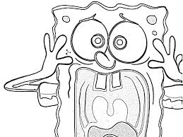 the best coloring sheets about recycling best spongebob