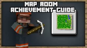 Map Room Minecraft Map Room Achievement Guide Youtube