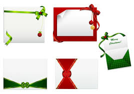 christmas card psd and brush pack free photoshop brushes at