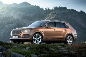 bentley news road u0026 track would you take a bentley off road the brand new bentayga is bred