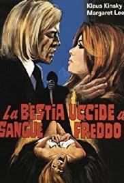 la bestia la bestia uccide a sangue freddo 1971 imdb
