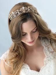 wedding tiara gold royal princess crown shop wedding tiaras usabride