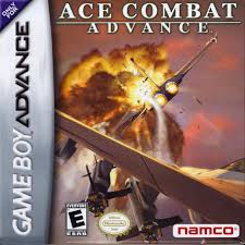 game boy gba ace combat advance flying cartridge flight fly