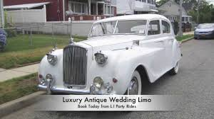 antique rolls royce new york rolls royce 1963 antique wedding limo youtube