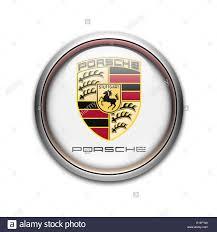 Porsche Logo Symbol Icon Flag Emblem Stock Photo Royalty Free