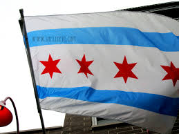 Chicagos Flag Full Chicago Flag Shelly Etc