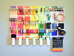 steel pegboards 49 brilliant garage organization tips ideas and