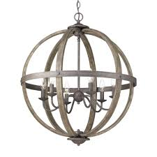 orb chandelier intended for fashionable progress lighting keowee collection 6 light artisan iron orb gallery