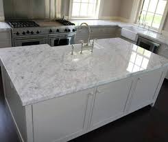 carrara marble kitchen island white carrara marble kitchen the cobblers