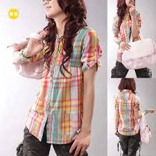 cheapest women u0027s short sleeve shirts ladies top wear lady clothes