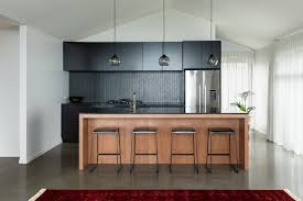 black kitchen cabinets nz moody silestone benchtop the choice for black on