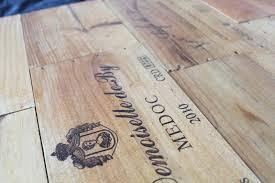 Relooker Une Table Tuto Customiser Une Table Basse Avec Des Caisses De Vin