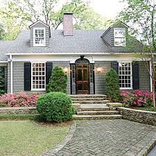 Curb Appeal Atlanta - charming cottage curb appeal makeover southern living curb