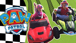 paw patrol power wheels paw patrol nickelodeon