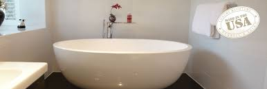 freestanding small bathtub petit