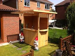 Backyard Shed Bar Enjoy Your Weekend With Friends In The Personal Garden Bar