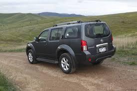 nissan pathfinder tyre size nissan pathfinder review caradvice