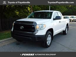 used toyota at toyota of fayetteville serving nwa springdale
