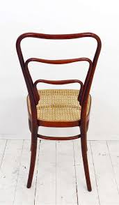 Art Deco Dining Room Chairs by Set Of 6 Adolf Loos Thonet Vienna Café Museum Art Nouveau Bentwood
