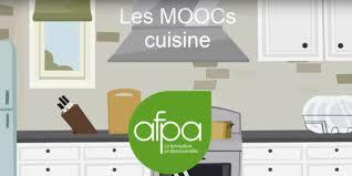 formation professionnelle cuisine afpa lance premier mooc d apprentissage de la cuisine en février