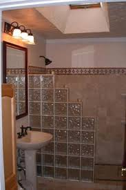 glass block bathroom ideas glass blocks in bathroom wall search ideas for the