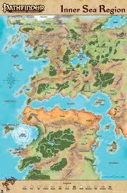 Sea World Map Template Region Map Pathfinderwiki
