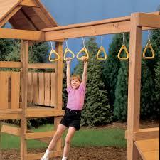 overhead playground ladders swingsetmall com