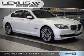 750l bmw used 2011 bmw 7 series for sale pricing features edmunds