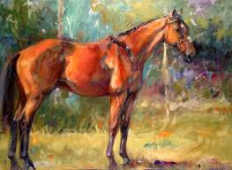 paint places 9 how to paint horses part 2 basic horse painting step by step