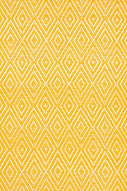 Yellow And White Outdoor Rug Canary White Indoor Outdoor Rug Dash Albert