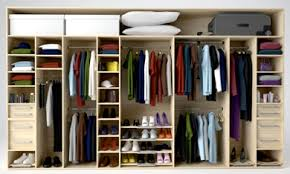 wardrobe inside designs interior wardrobe design
