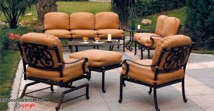 cast aluminum patio furniture outdoorfurniture1 com outdoor