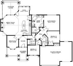 Large Ranch Floor Plans Surprising 4000 Square Foot Ranch House Plans Contemporary Best