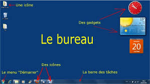 image bureau windows 7 photo pour bureau windows 7 100 images ordinateur de bureau