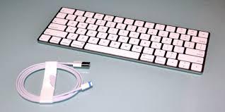 Light Up Wireless Keyboard Review Apple U0027s Magic Keyboard Magic Trackpad 2 Add Precision