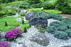 Small Rocks For Garden Small Rockery Garden Small Rock Garden There Is No Rule On The