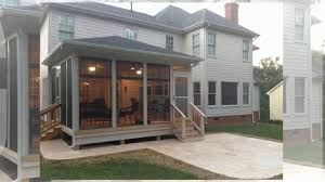 3 season porches how to choose from a screened porch 3 season room or sunroom youtube