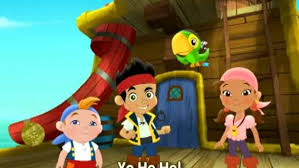 yo ho ho sing long jake land pirates disney junior