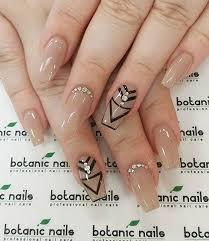 figuras geometricas uñas manicure con estilo geométrico manicure crazy nails and coffin nails