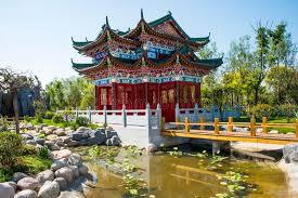 antica soffitta l asia cina wuqing tientsin expo verde architettura