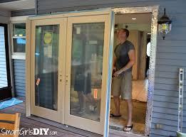 Patio Sliding Door Installation Pella Sliding Door Installation I73 All About Excellent Home