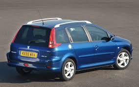 peugeot 206 2006 peugeot 206 sw review 2002 2006 parkers