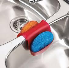 Kitchen Sink Caddy by Umbra Hang Over Kitchen Sink Caddy Dish Washing Sponge Holder